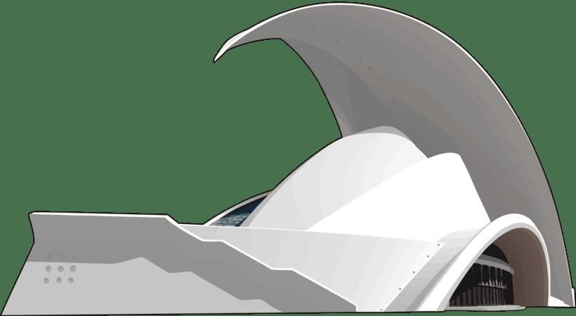 Ilustraciones deportes y paisajes Canarios 6