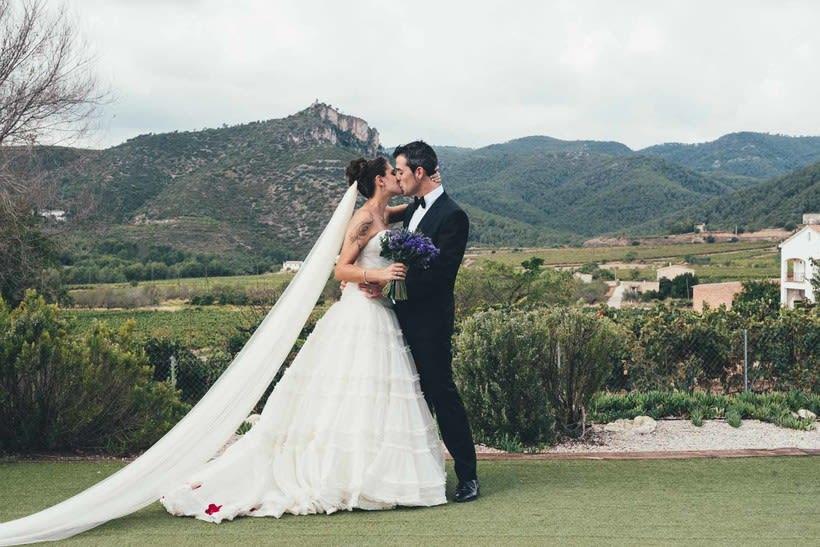 Fotógrafa documental de bodas con base en Vilanova i la Geltrú 1