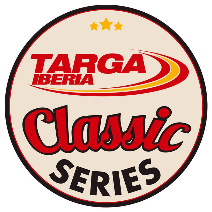 Logotipo Targa Iberia Classic Series 0