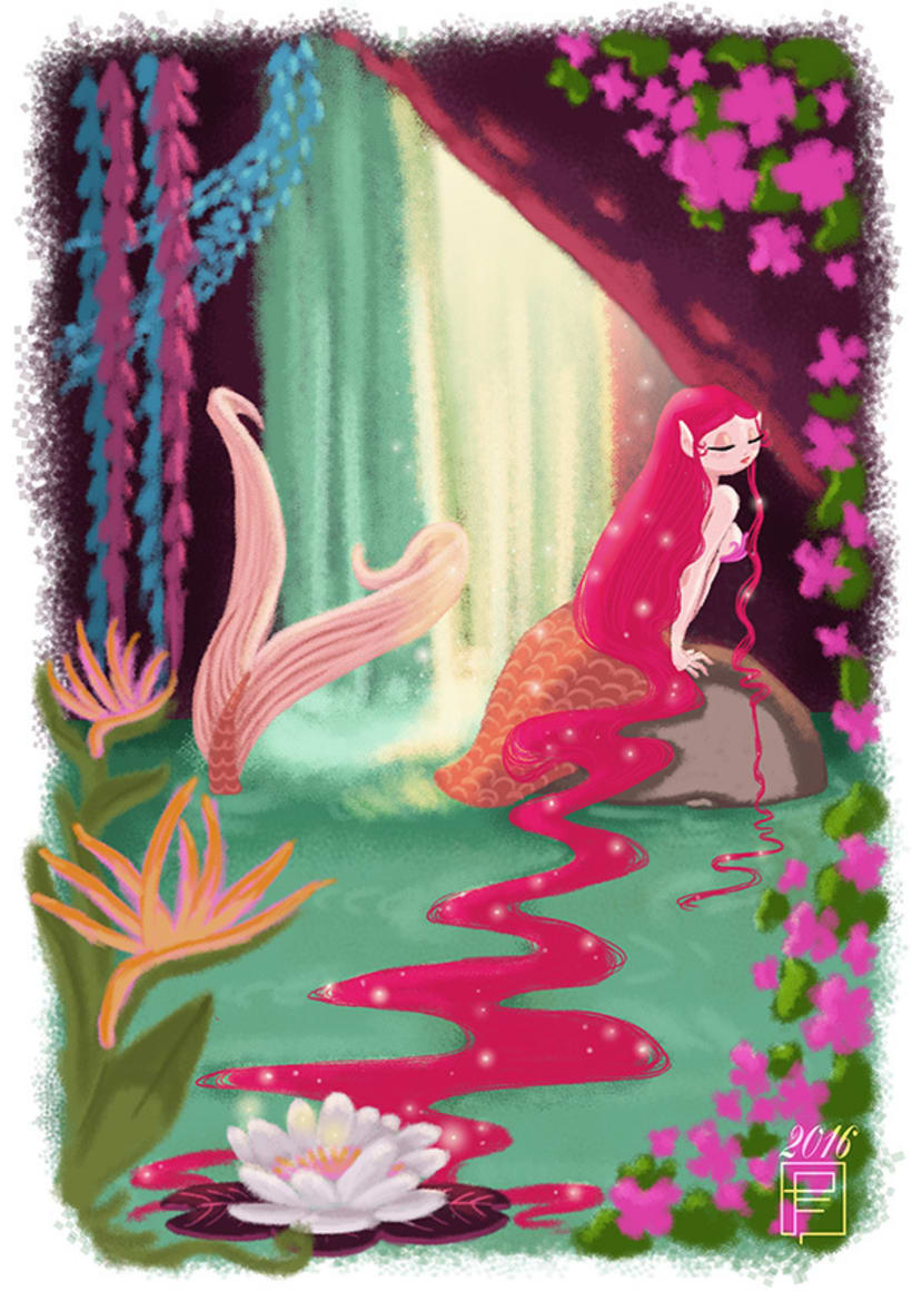 The Little Mermaid - Cover -1