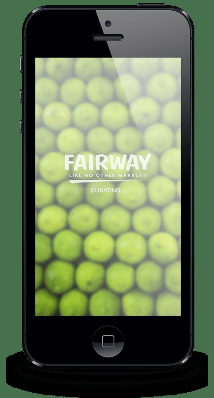 Fairway Aplicación Móvil -1