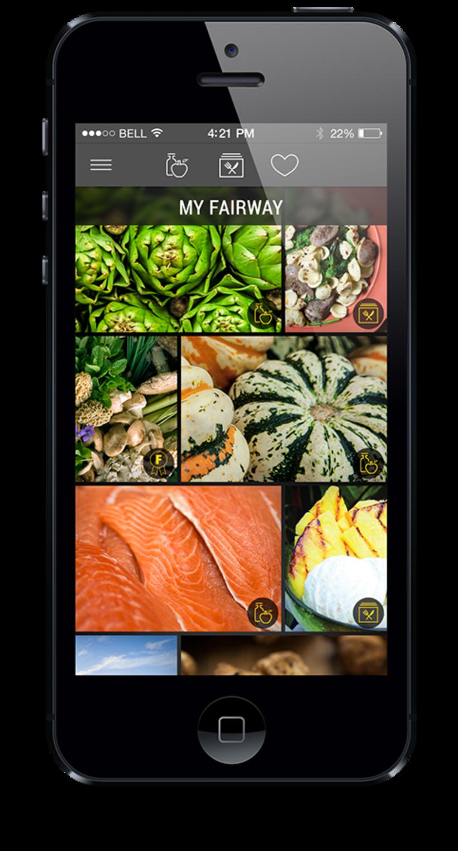 Fairway Aplicación Móvil 1
