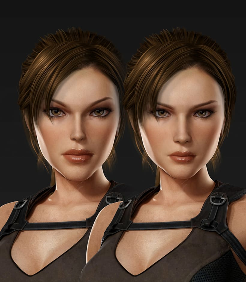 Retoque digital: Tomb Raider 1