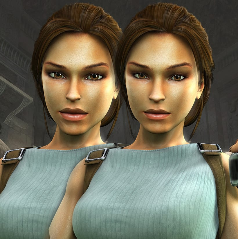 Retoque digital: Tomb Raider 2