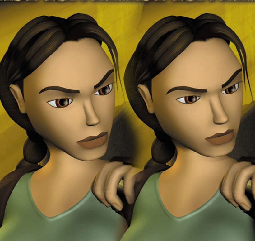 Retoque digital: Tomb Raider 3