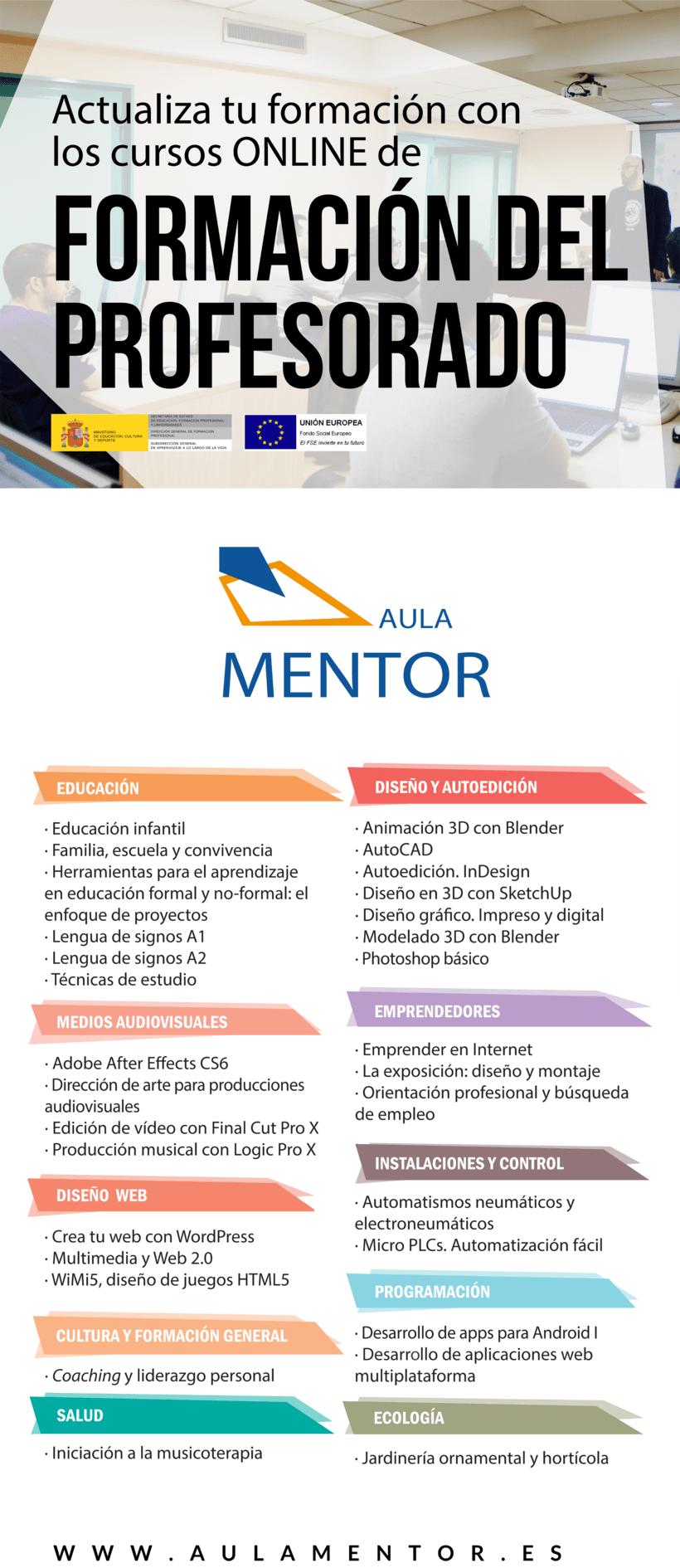 AULA 2017 - Stand Aula Mentor 4