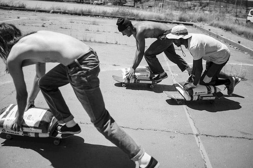#SPOTTER DIY by Levi's Skateboarding - UNOskatemag 4