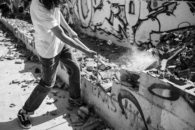 #SPOTTER DIY by Levi's Skateboarding - UNOskatemag 5