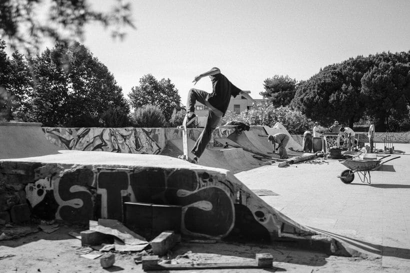#SPOTTER DIY by Levi's Skateboarding - UNOskatemag 6