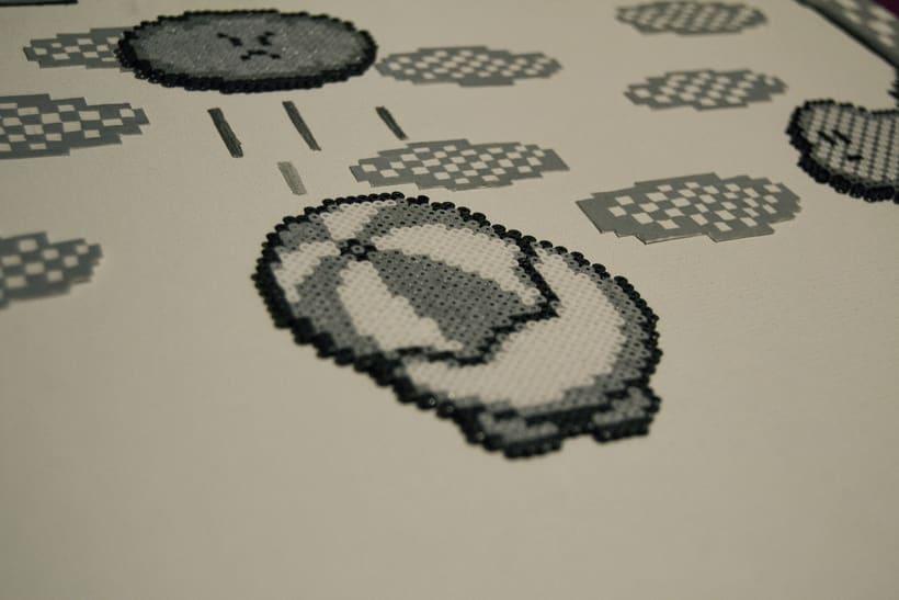 Pixel to life 8
