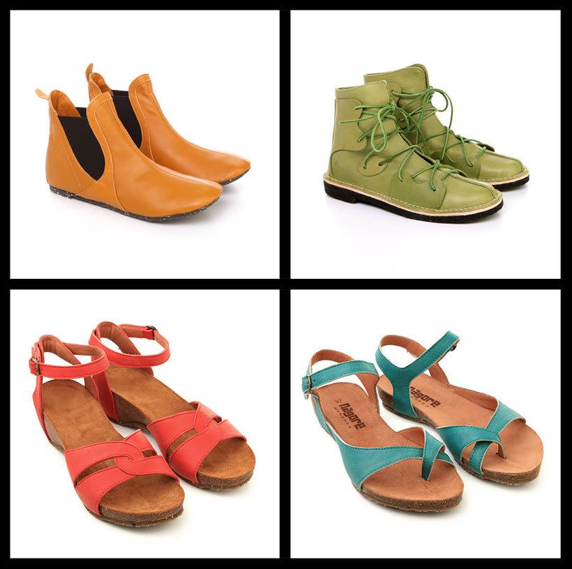 Fotografía de calzado para Nagore 5