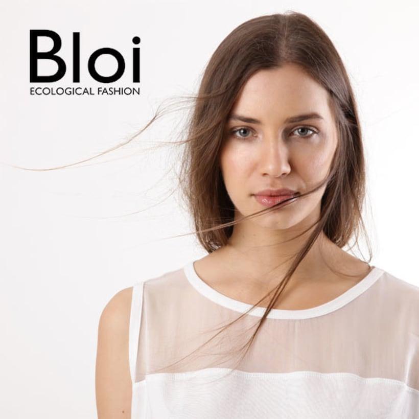 Fotografía de moda ecológica para Bloi 0