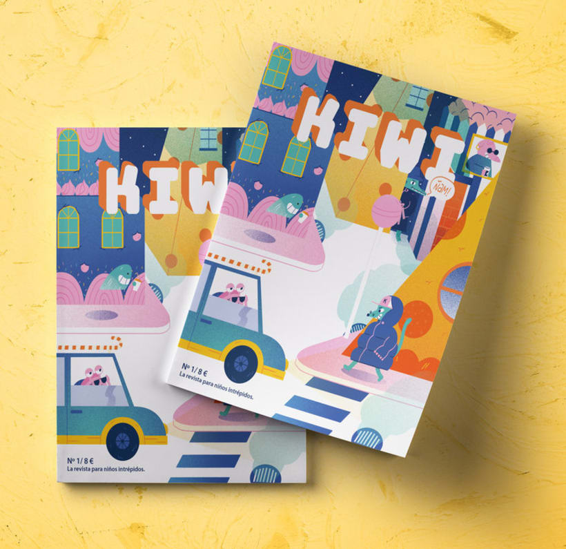 Revista Kiwi 1