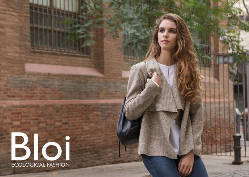 Fotografía de moda ecológica para Bloi 5