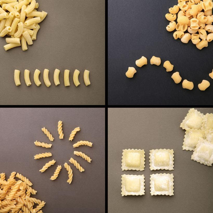 Fotografía alimentaria para Farina Pasta Fresca 3