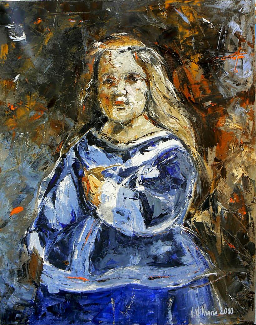 Pintura al Óleo 8