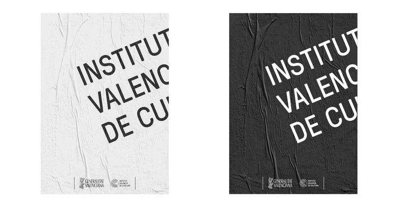 Nuevo logotipo del Institut Valencià de Cultura 3