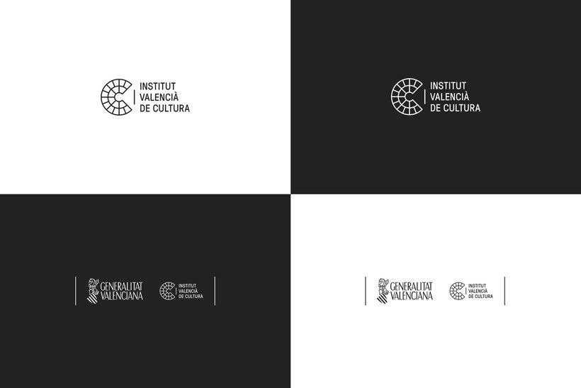 Nuevo logotipo del Institut Valencià de Cultura 7