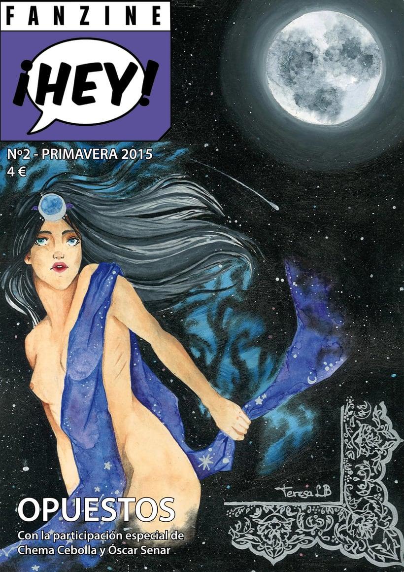 Fanzine ¡Hey! (2014-actualidad) 14