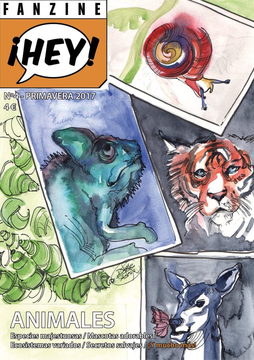Fanzine ¡Hey! (2014-actualidad) 37