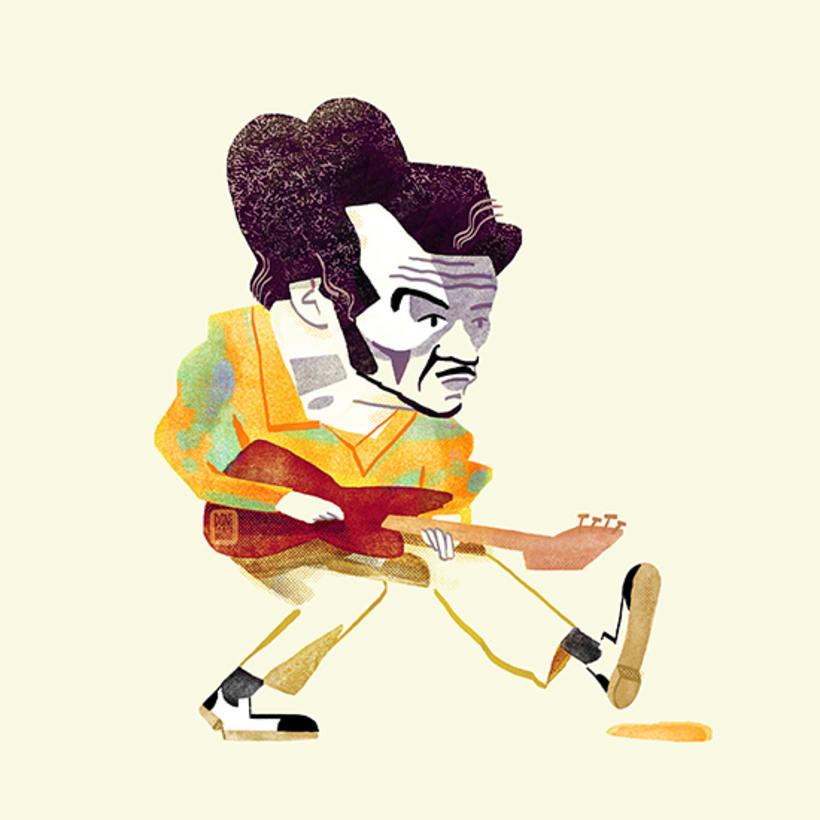 Chuck Berry 0