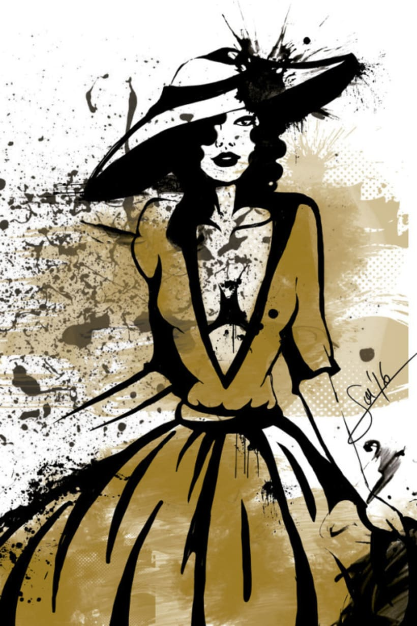 Fashionista 3