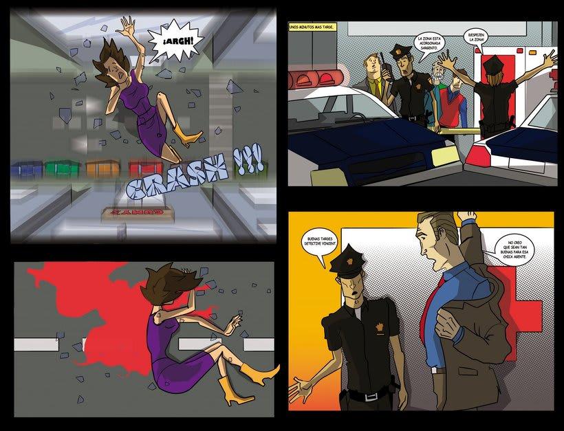 El chicle asesino 9