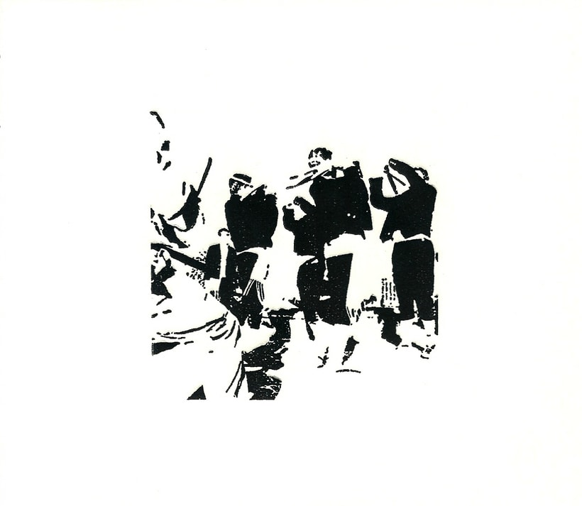 """""""Danzando con la Tradición"""", libro de grabado 2"""