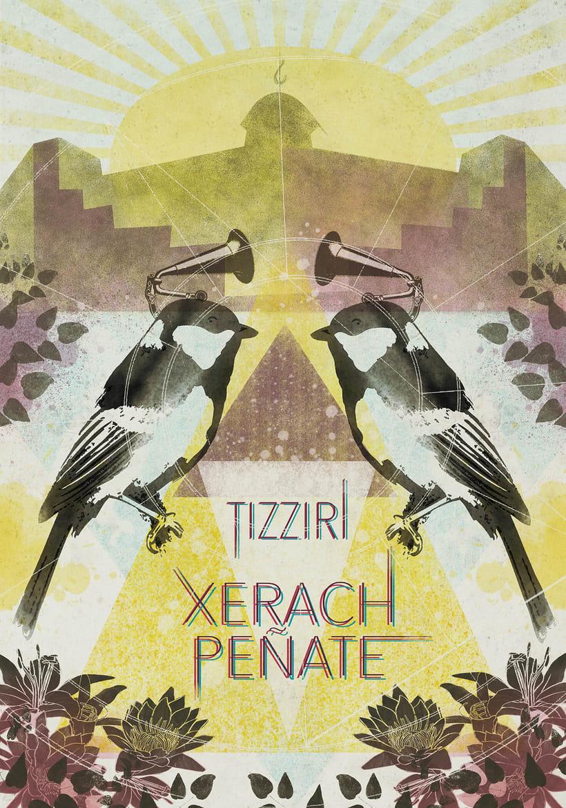 "Xerach Peñate, ""Tizziri"" 0"