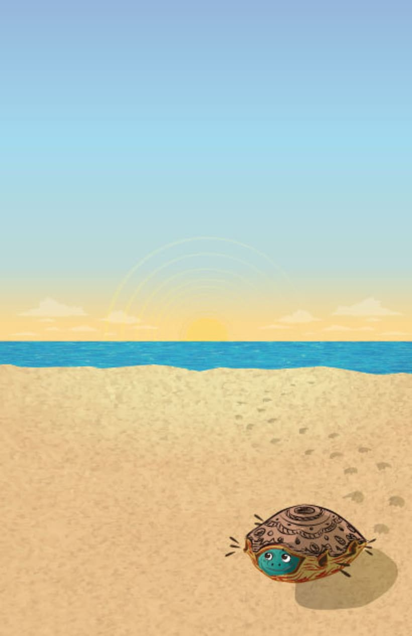 "Cartilla de ilustraciones ""la tortuguita"" 0"