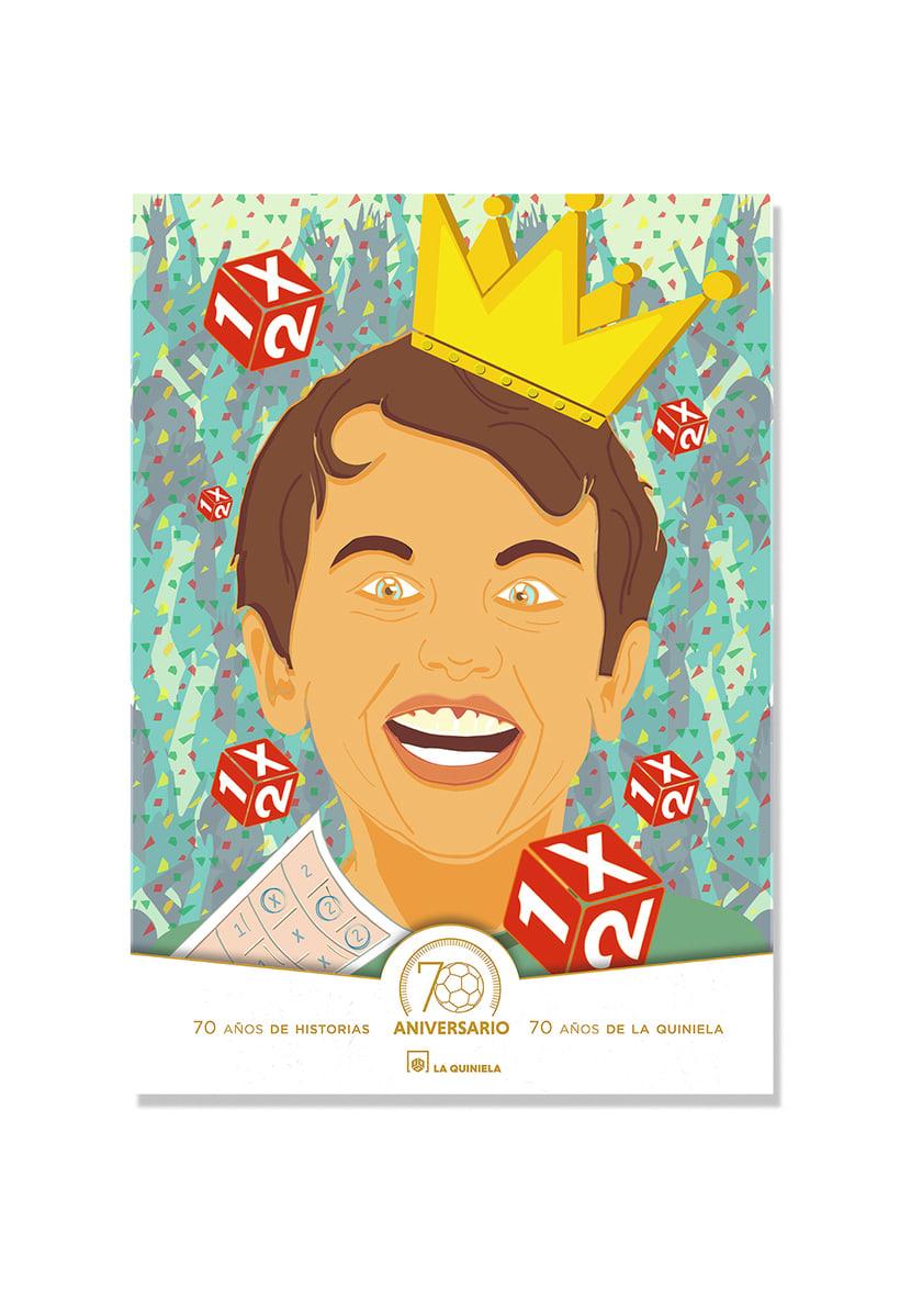 Cartel para concurso de La Quiniela -1