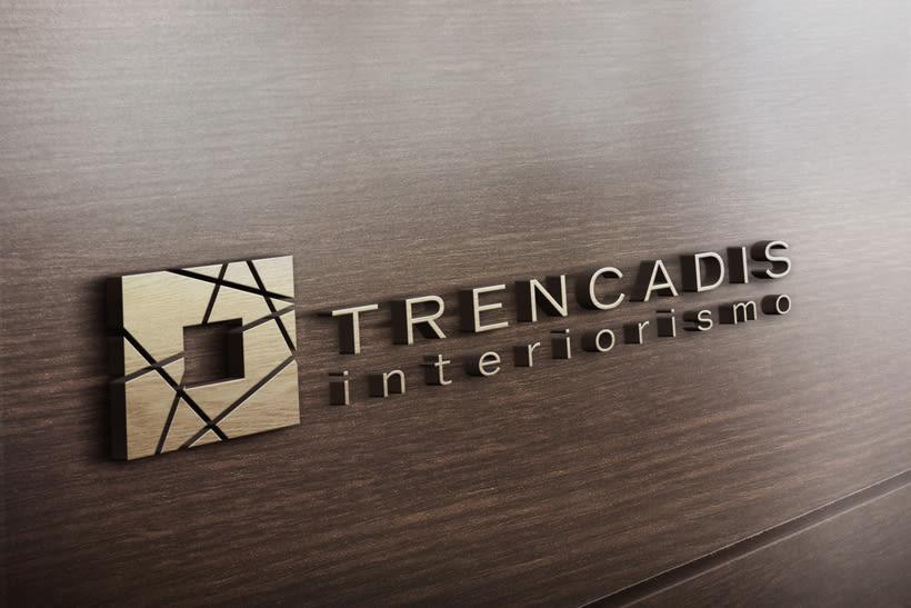 Logo Trencadís Interiorismo 0