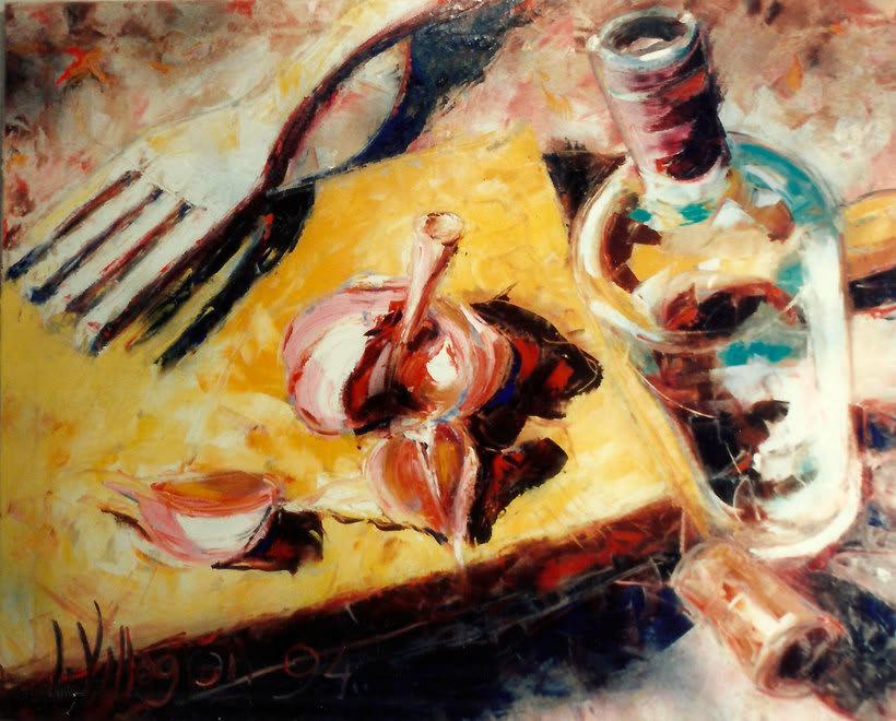 Pintura al Óleo 10