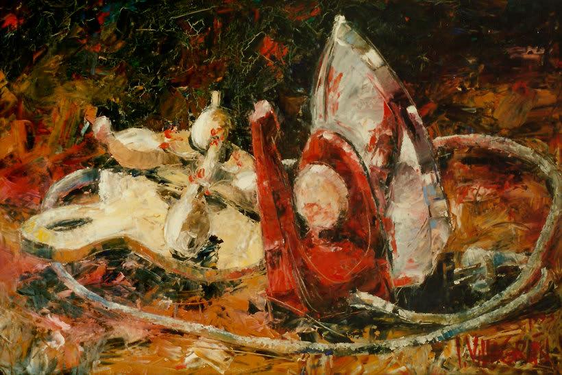Pintura al Óleo 11