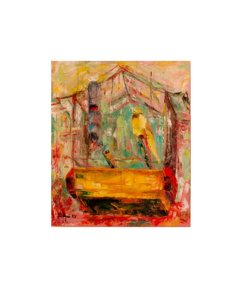 Pintura al Óleo 18