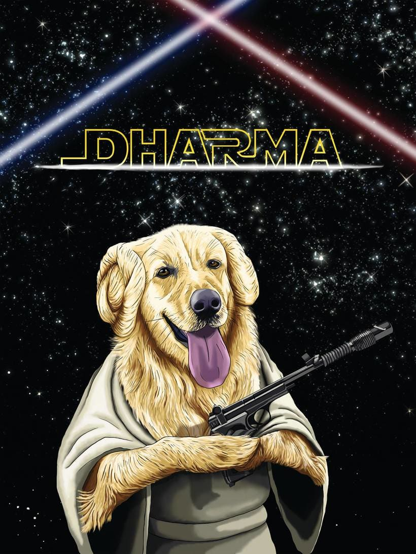 Dharma Skywalker 0