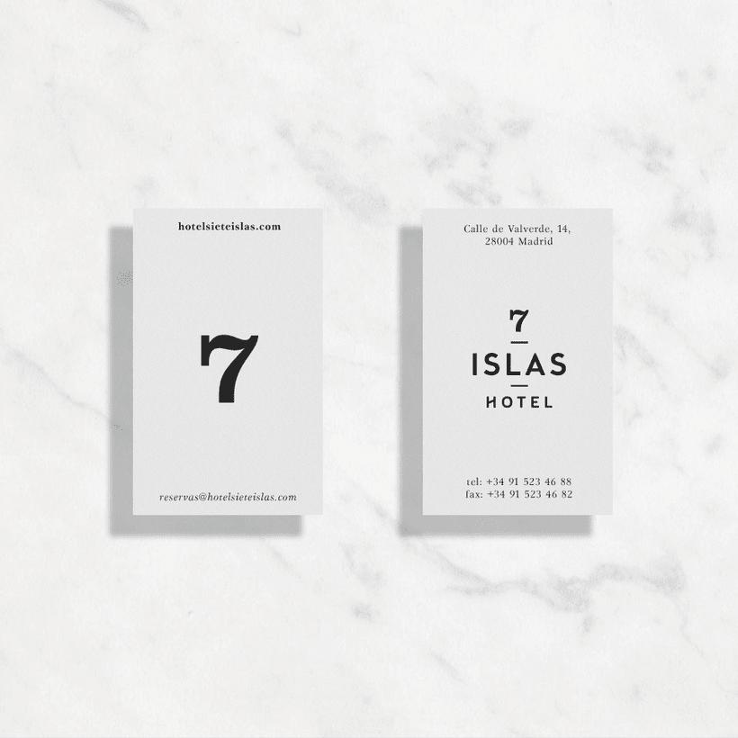 7 islas hotel  2