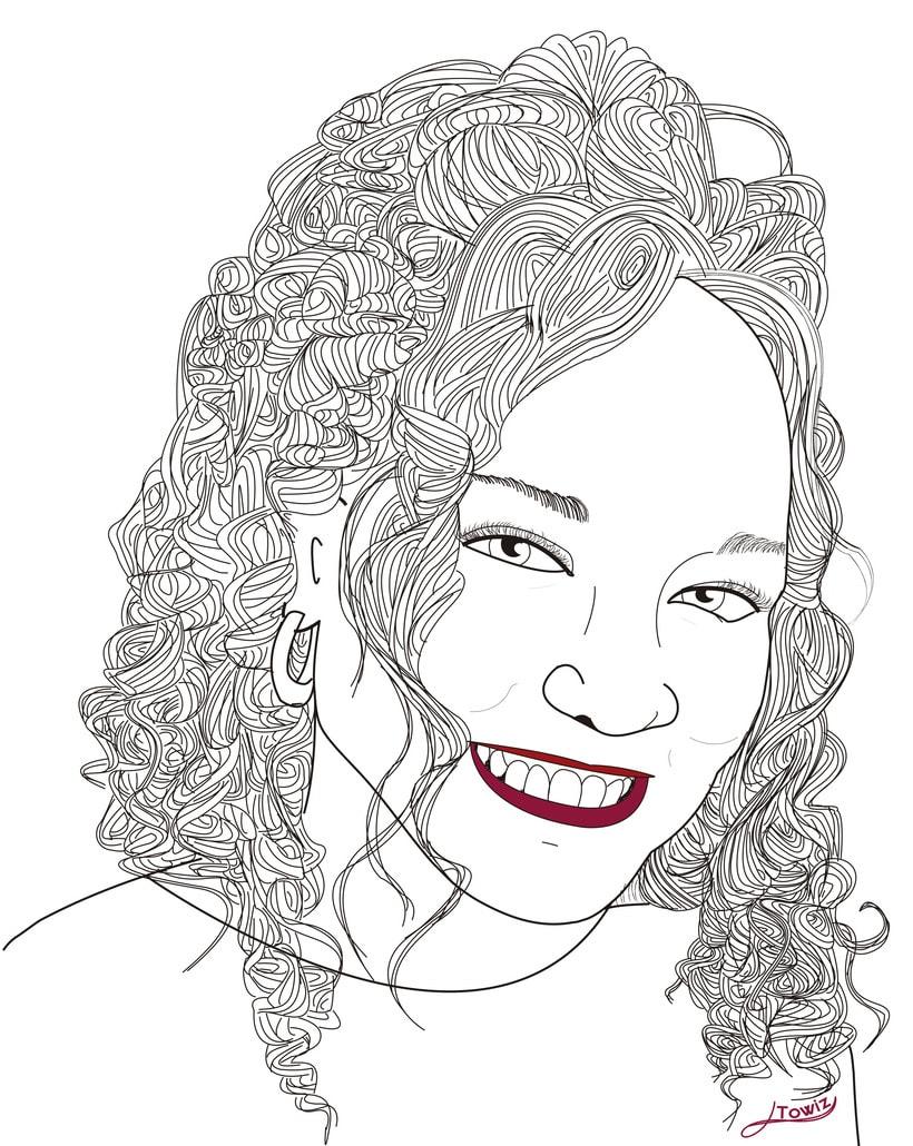 Ilustraciones estilo Sara Herranz 0