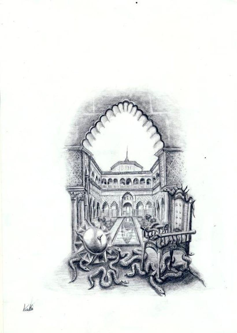 Torneo de Dorne - Ilustración y diseño de cartas para Juego de Tronos LCG 5