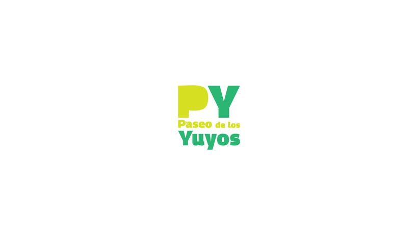 Identidad Paseo de los Yuyos - Mercado Nº 4  de Asunción. -1