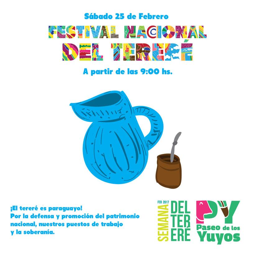 Identidad Paseo de los Yuyos - Mercado Nº 4  de Asunción. 12
