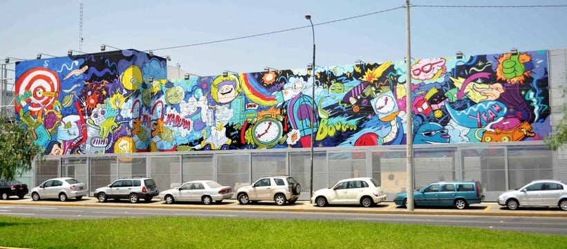 Instituto de Arte y Diseño Toulouse Lautrec - ioke + seimiek 3