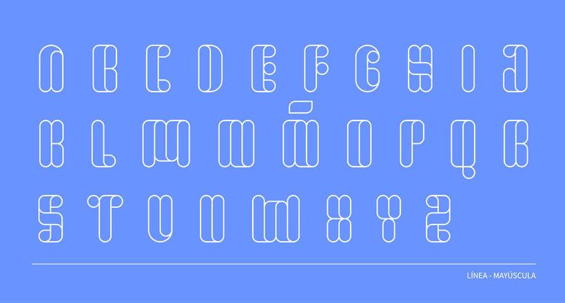 La fuente que da vida: una tipografía solidaria 5