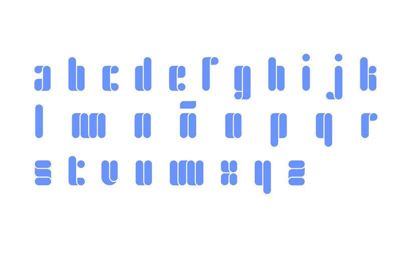 La fuente que da vida: una tipografía solidaria 6
