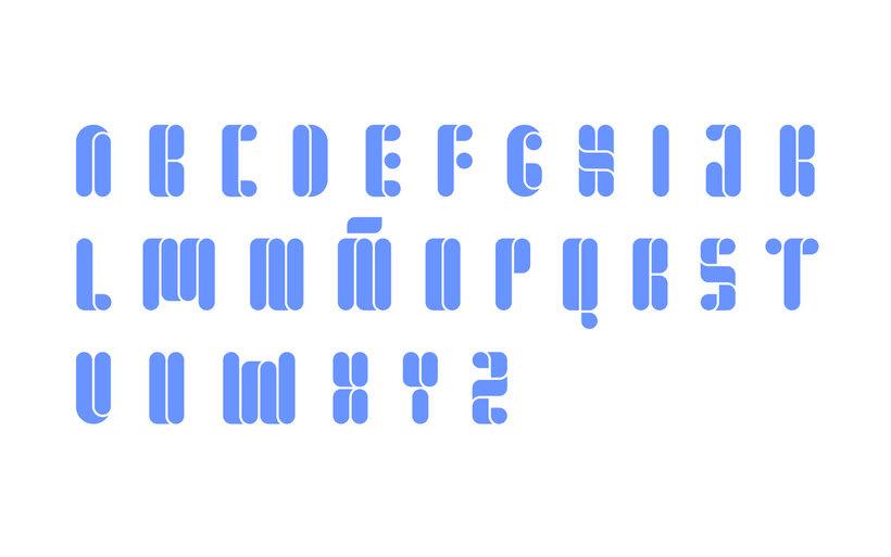 La fuente que da vida: una tipografía solidaria 9