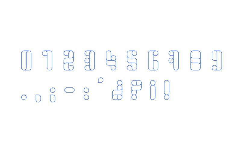 La fuente que da vida: una tipografía solidaria 11