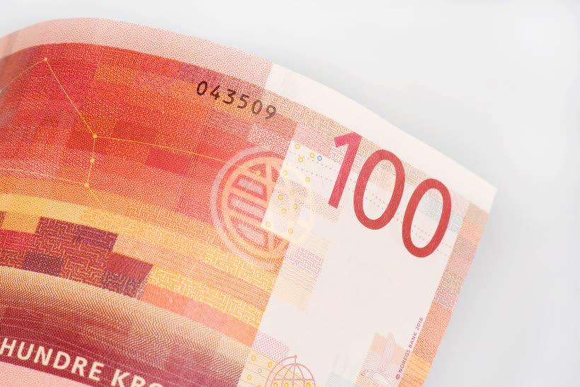 Noruega estrena billetes con diseño pixelado 6