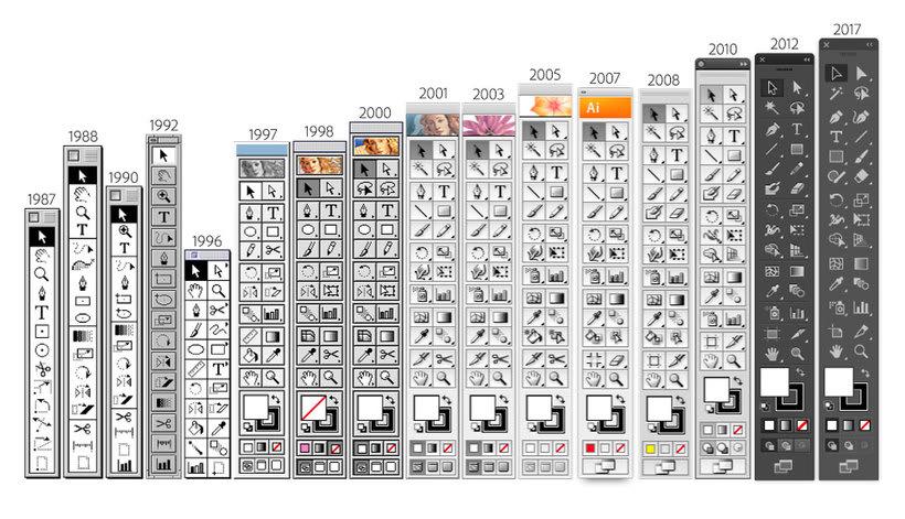 Se cumplen 30 años del lanzamiento de Illustrator 3