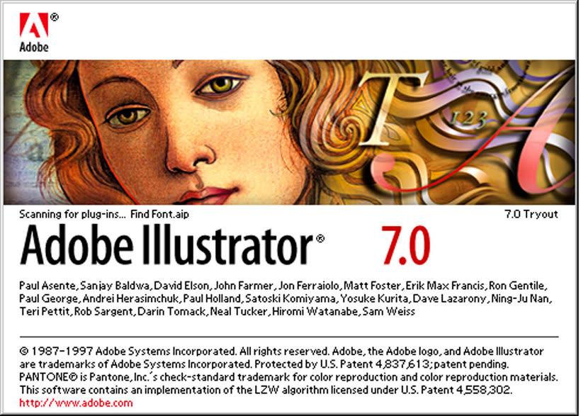 Se cumplen 30 años del lanzamiento de Illustrator 8