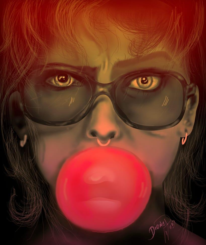 Bubble Gum -1